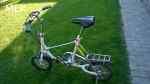 3db összecsukható bicikli!