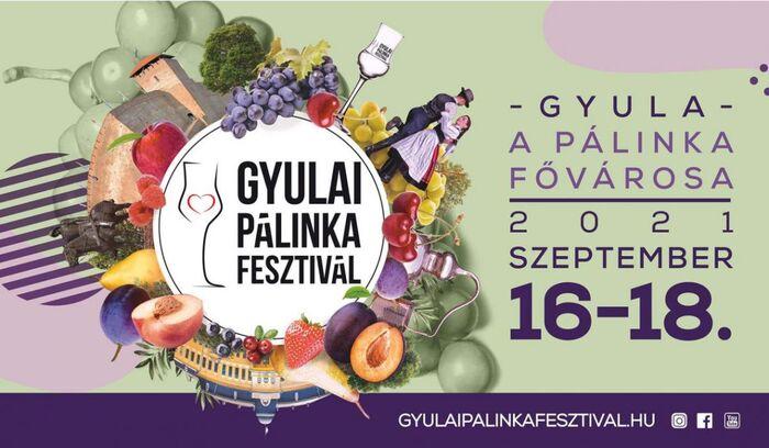 Gyulai Pálinka Fesztivál Találkozó 2021